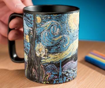 Chalkboard Coffee Mug