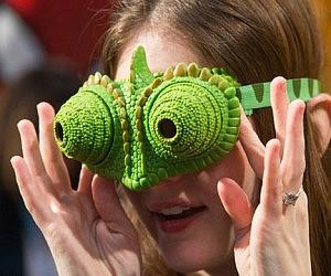 Chameleon Vision Goggles