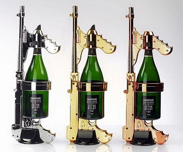 Champagne Machine Gun