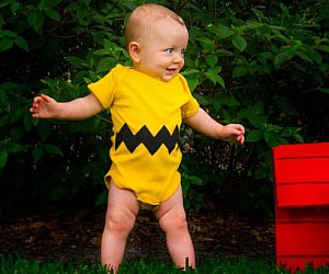 Charlie Brown Onesie
