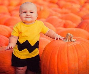 Toddler's Charlie Brown Shirt Costume