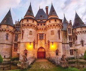 Chateau De Vigny Castle