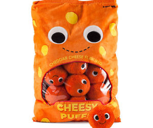 Cheesy Puffs Plushies