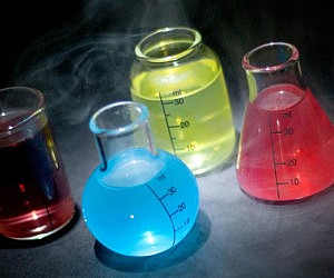 Chemistry Shot Glasses