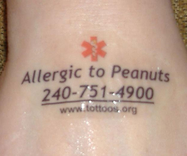 Child safety temporary tattoos for Temporary tattoos kids