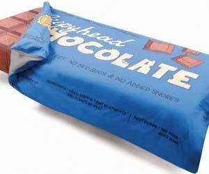 Fresh Chocolate Bar Bed Set