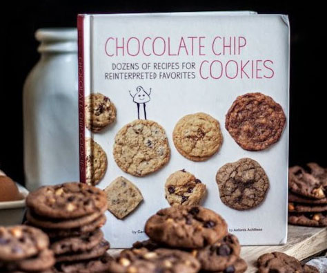 Chocolate Chip Cookies Recipe Book