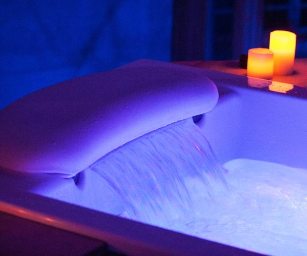 Waterfall Therapy Bathtub