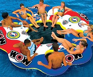 Ten Person Circular Float