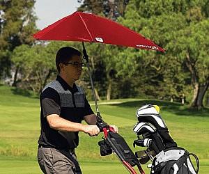 Clampable Umbrella