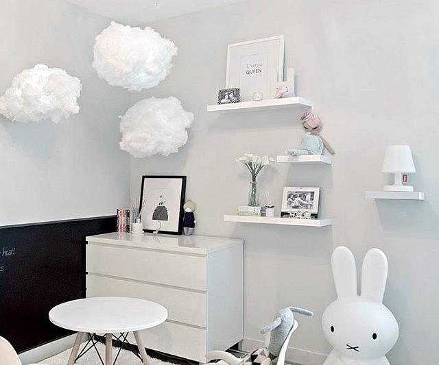 light up cloud lamp - Cloud Lamp Diy