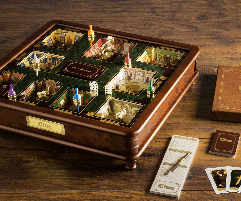 Clue 3D Luxury Edition