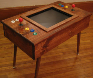 Cocktail Table Arcade Cabinet