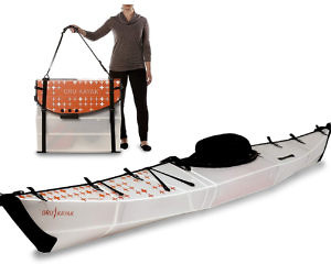 The Collapsible Kayak