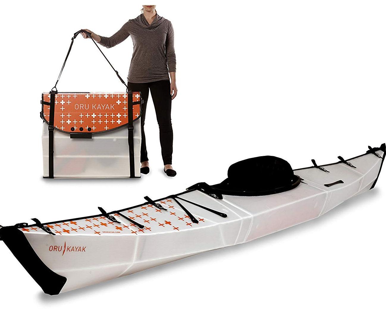 The Collapsible Kayak