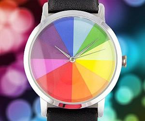 Colorwheel Watch