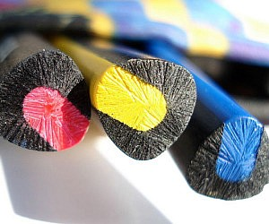 Colorstripe Pencils