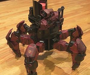 Remote Control Blaster Robots