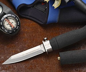 Compressed Gas Injection Knife