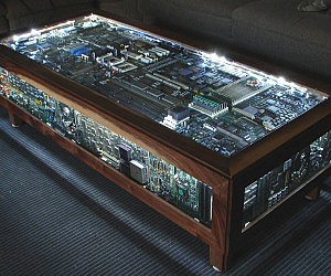 Circuit Board Coffee Table Gallery