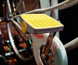 Smartphone Connected Pedal