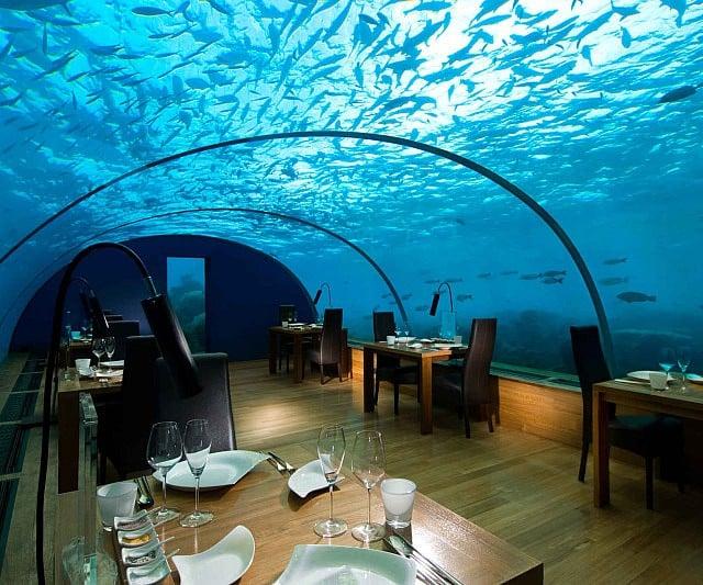 The Underwater Hotel