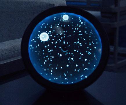 Constellation Clock Speaker