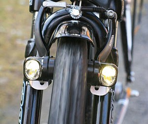 Contactless Magnetic Bike Light
