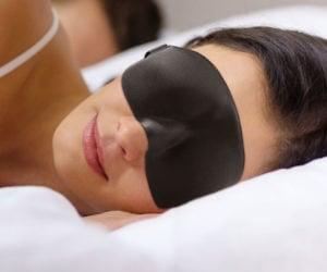 Shaped Sleeping Mask