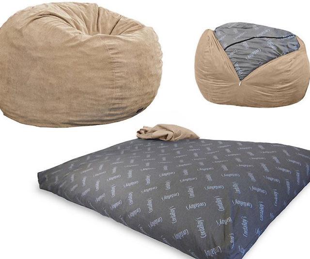 Convertible Bean Bag Chair   $236.04