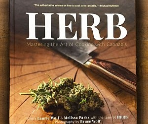 Cannabis Cook Book