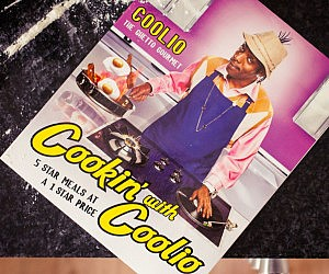 Cooking With Coolio Cookbook