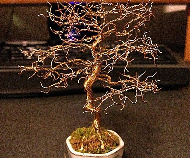 Brilliant Copper Wire Bonsai Tree Wiring Digital Resources Dylitashwinbiharinl