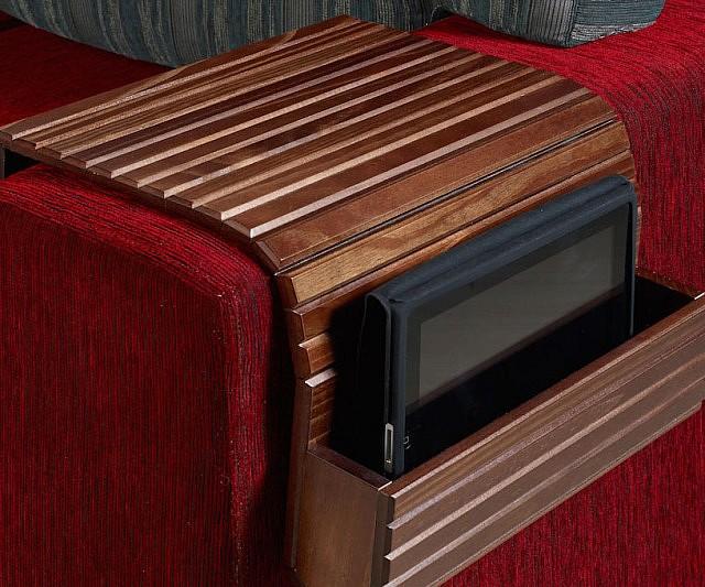 Sofa Organizer High Quality 6 Pockets Sofa Storage Bag Arm