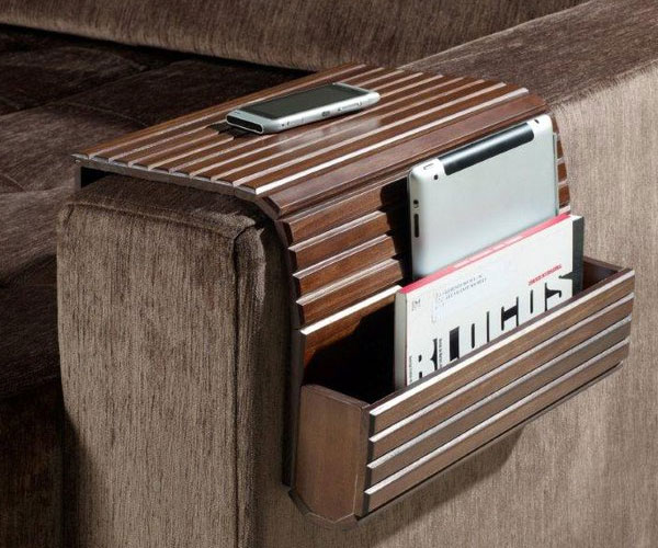 Pleasant Couch Organizer Home Interior And Landscaping Elinuenasavecom