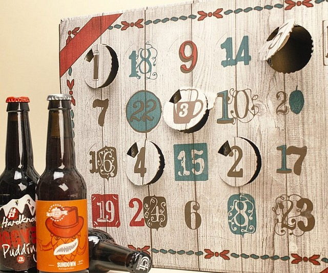 craft beer advent calendar craft advent calendar 3724