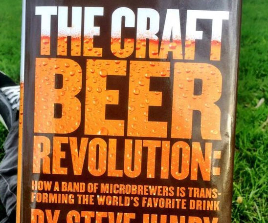 Craft Beer Revolution Book
