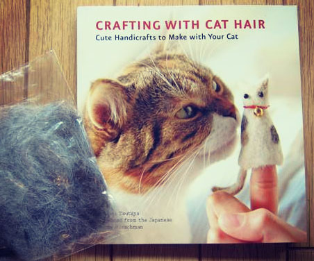 With cat hair book crafting with cat hair book pmusecretfo Image collections
