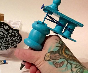 Crayon Tattoo Machine