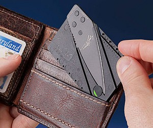Credit Card Sized Folding ...