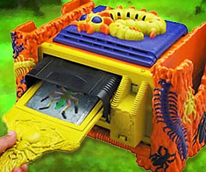 Creepy Crawlers Machine