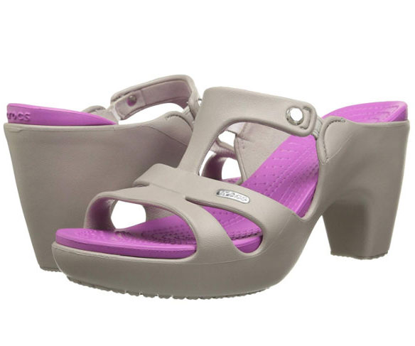 Crocs High Heels - coolthings.us