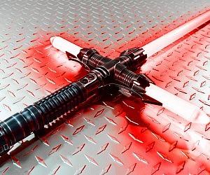 Star Wars Lightsaber Dildo