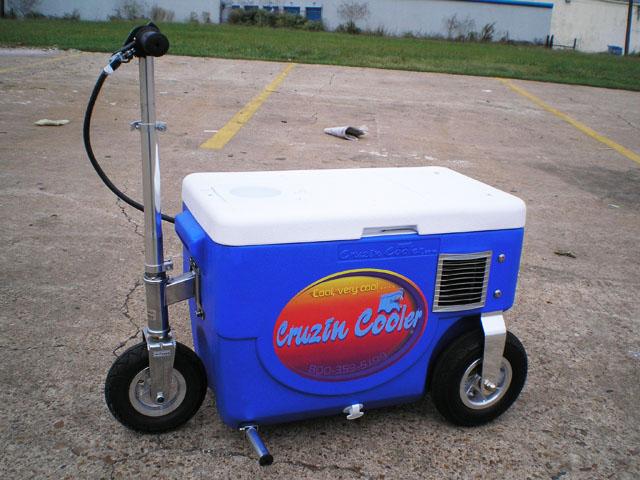 Motorized Drink Cooler