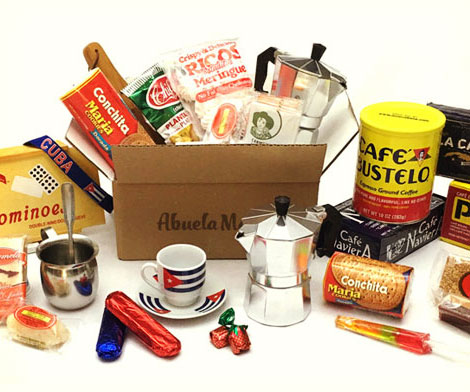 Cuban Goodies Subscription Box
