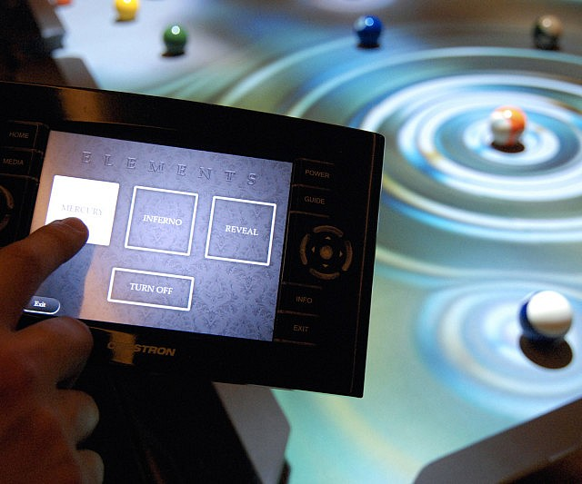 Interactive Pool Table - Electronic pool table