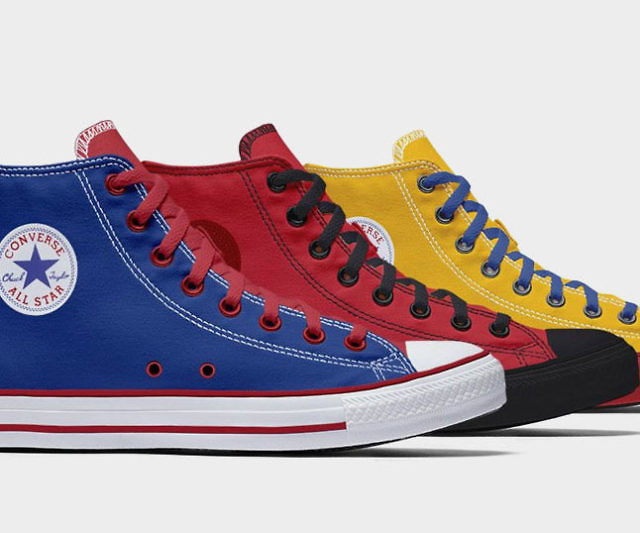 san francisco 3fcb6 d7dc3 Customizable Converse All Stars