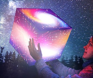 Customizable Light Cube