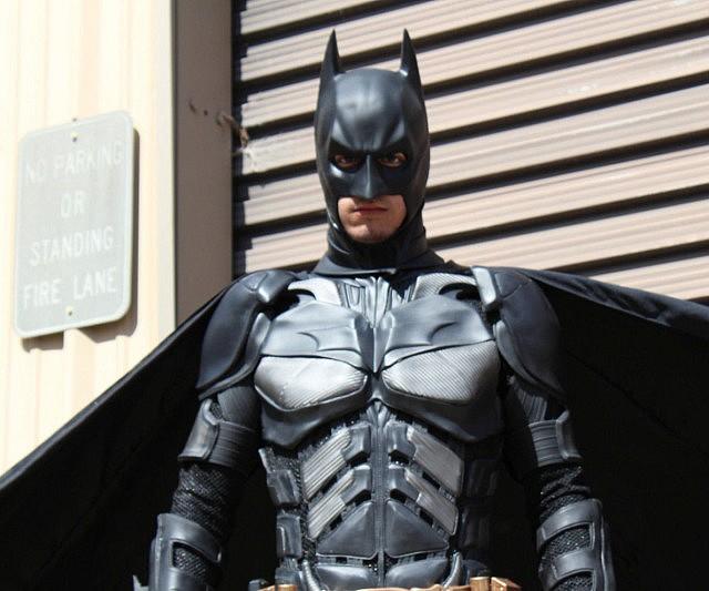 & Batman Dark Knight Costume
