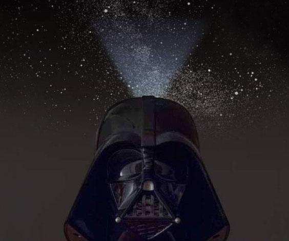 Darth Vader Home Planetarium